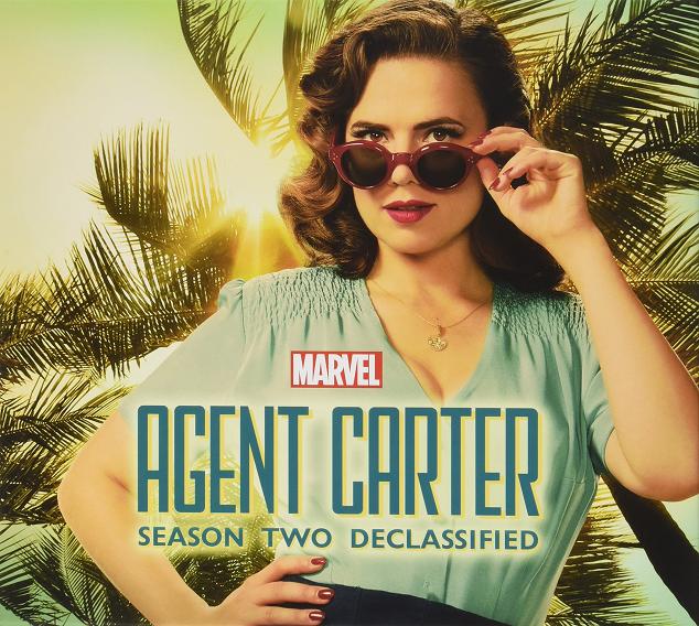 Agent Carter ヘイリー・アトウェル Architect
