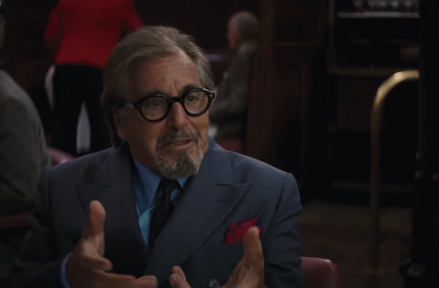 アル・パチーノ(Al Pacino)