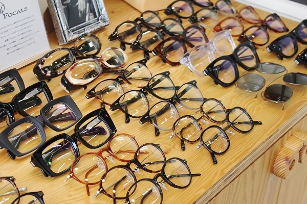 old focals & rusty nail w trunk show