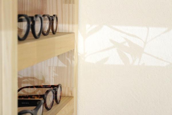 メガネの染谷